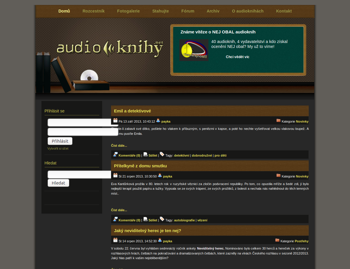 Audioknihy.net