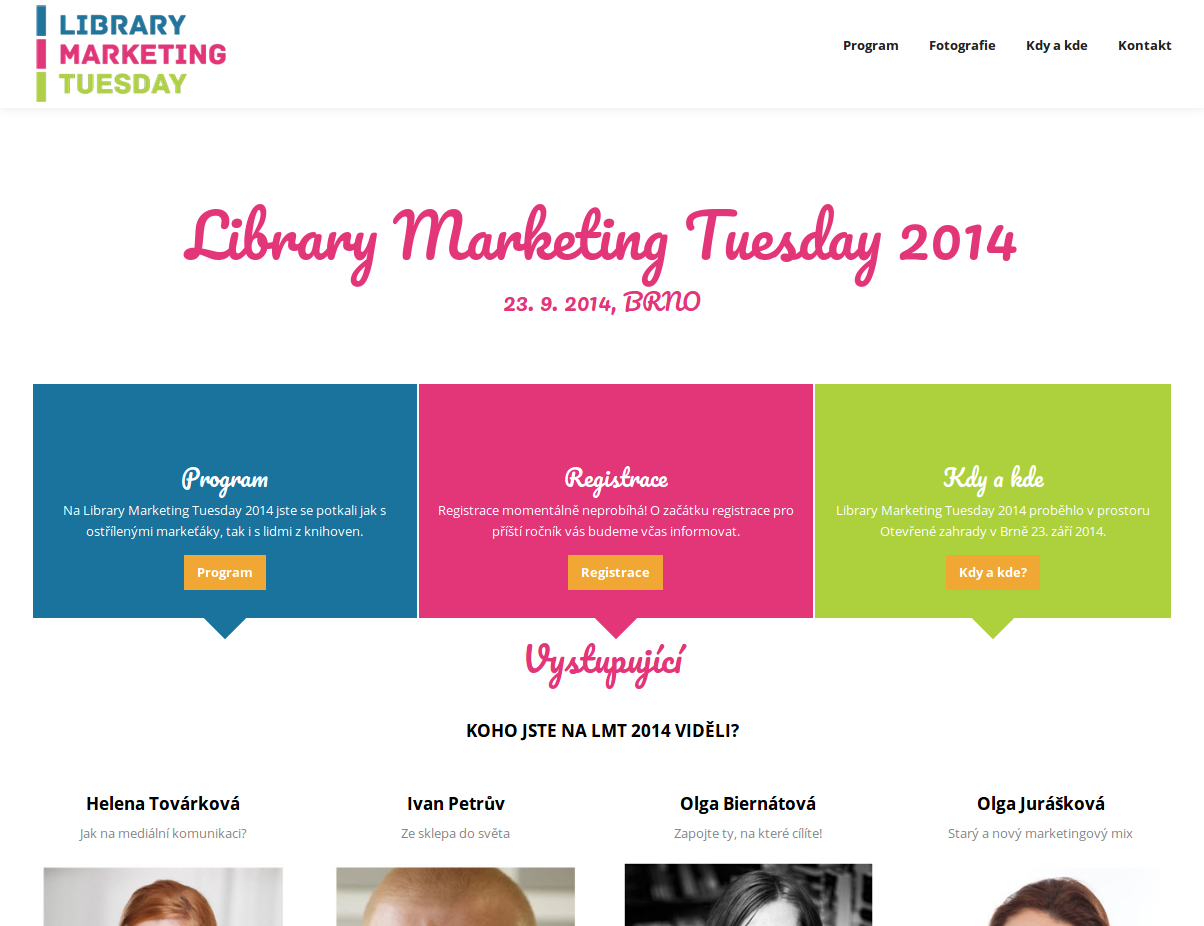 LMT – Library Marketing Tuesday